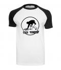 T-Shirt - Stones - Mob Action - white/black