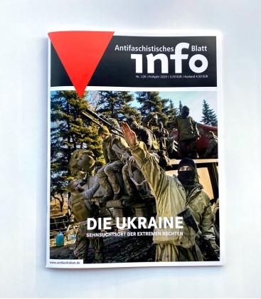 Zeitschrift - Antifaschistisches Infoblatt 126 (AIB 126)