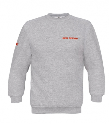 Crewneck Sweatshirt - Classic - grey