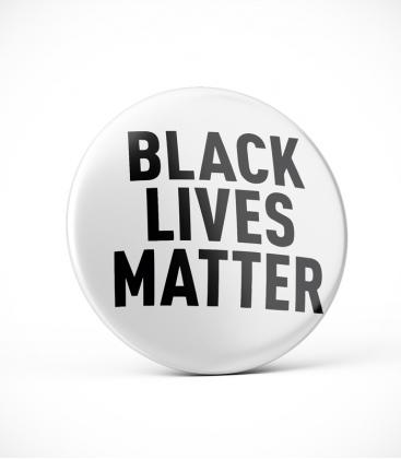 Black Lives Matter - Button