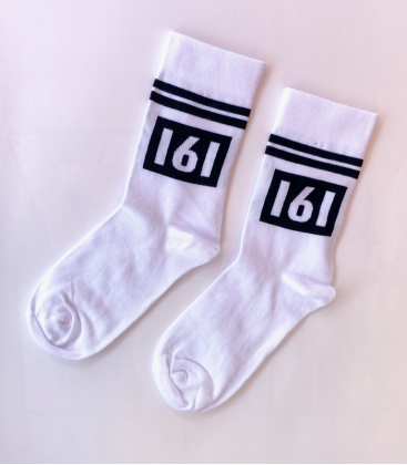 Socken - 161 - white
