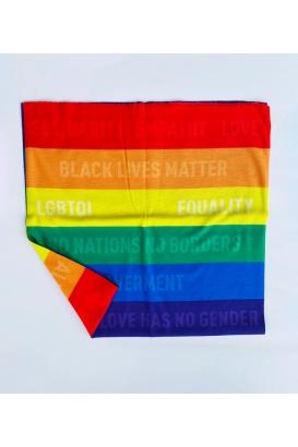 Schlauchschal - Rainbow