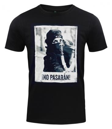 T-Shirt - No Pasaran