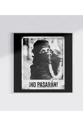 30 Sticker - NO PASARAN