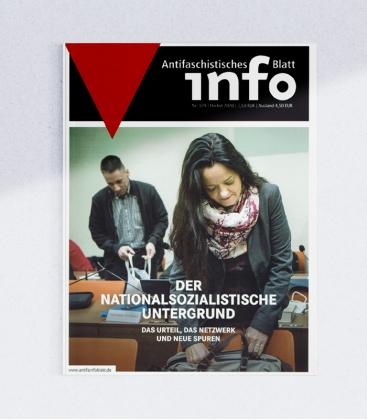 Antifaschistisches Infoblatt 128 (AIB 128)