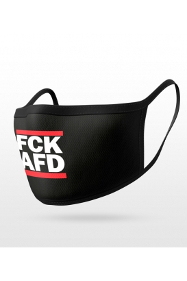 FCK AFD - Gesichtsmaske