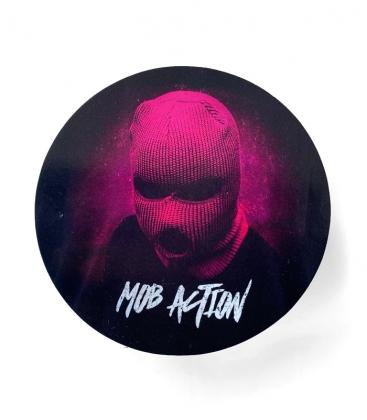30 Sticker - Pink Hassi