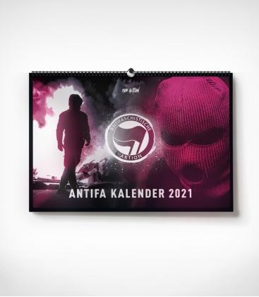 ANTIFA SOLI - KALENDER 2021
