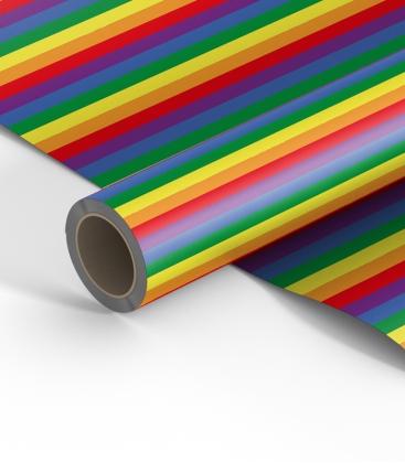 Geschenkpapier - Rainbow