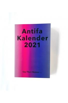 Antifa Taschenkalender 2021