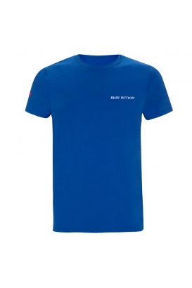 T-Shirt - Mob Action CALSSIC - blue