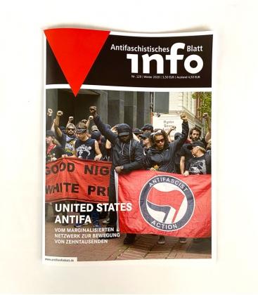 Antifaschistisches Infoblatt 129 (AIB 129)