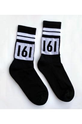 Tennissocken - 161 - black