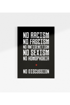 Poster - No Discussion - A3