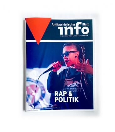 Antifaschistisches Infoblatt (AIB) 130