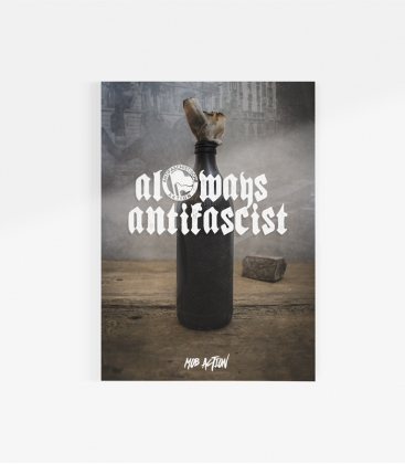 Poster - Mob Action - Always Antifascist