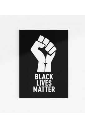 Poster Black Lives Matter