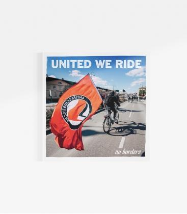 30 Sticker - UNITED WE RIDE
