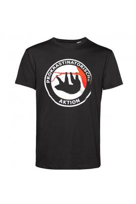 T-Shirt Prokrastinatorische Aktion