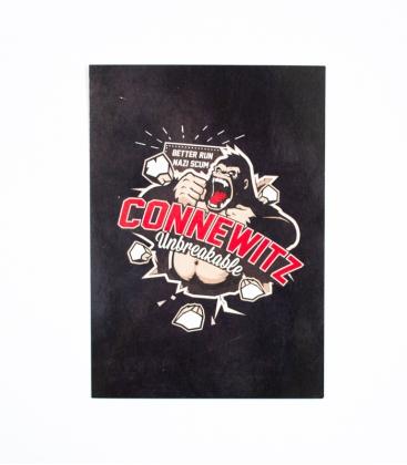 5-Postkarten-Set - Connewitz