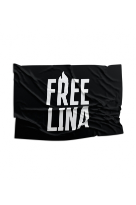 Fahne - FREE LINA