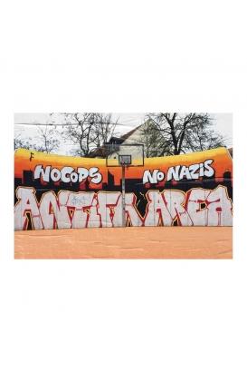 "Poster ""Antifa Area"" - A3"