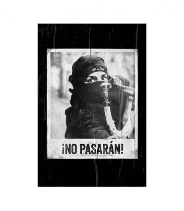 """Poster """"No Pasaran"""" - A3"""