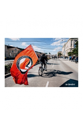 """Poster """"United We Ride"""" - A3"""