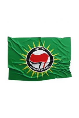 "Fahne ""Antifa Enternasyonal"""