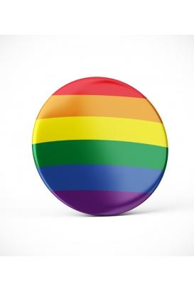 """Button """"Rainbow"""""""