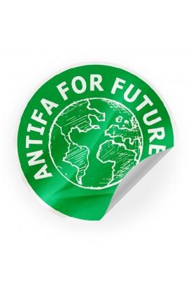 """30 Sticker """"Antifa For Future"""""""