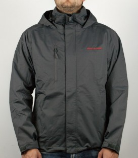 """Mob Action - Jacket """"Protect"""" - grey/red"""