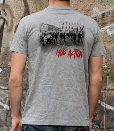 T-Shirt Riots Backprint Men
