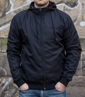 Jacket CONTRAST Men black/black